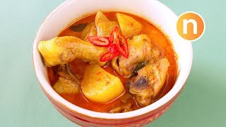 Video Malaysian Curry Chicken | Kari Ayam [Nyonya Cooking] MP3, 3GP, MP4, WEBM, AVI, FLV Juli 2018