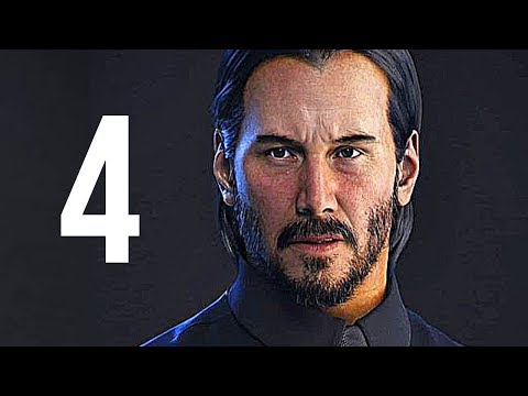 JOHN WICK 4 - Keanu Reeves Movie - Trailer Concept (HD)