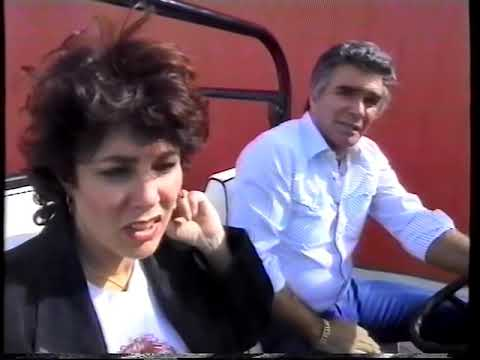 Ruby Wax Meets Burt Reynolds - Funnier Than You Might Think!