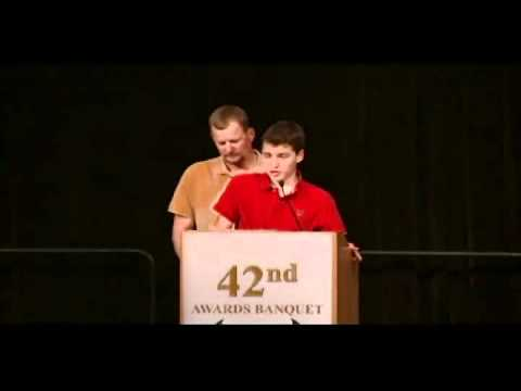 Dillon Crawfords Testimony at FCA Breakfast 2011
