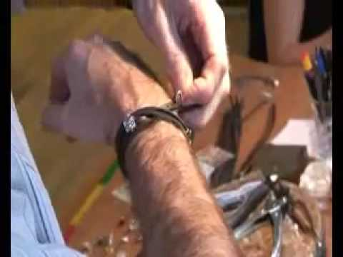 Mastering leather Trollbeads bracelets