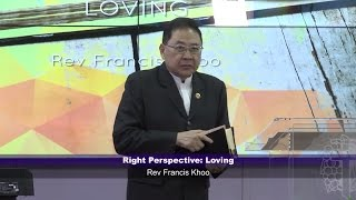 Right Perspective: Loving