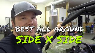 8. Best all around Side by Side 2019 Can Am Commander 800R with DPS