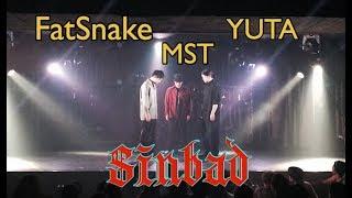 Sinbad (MST, Yuta, FatSnake) – KST Guest showcase