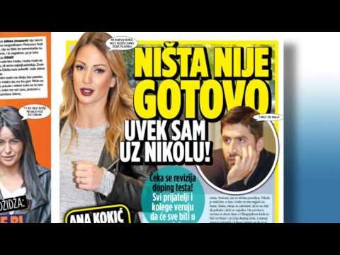 Scandal novine: Bojanu Rajić budući muž varao sa Ružicom! Ana Kokić o aferi – Uvek sam uz Nikolu! Jelena Golubović: Na korak sam od raka!