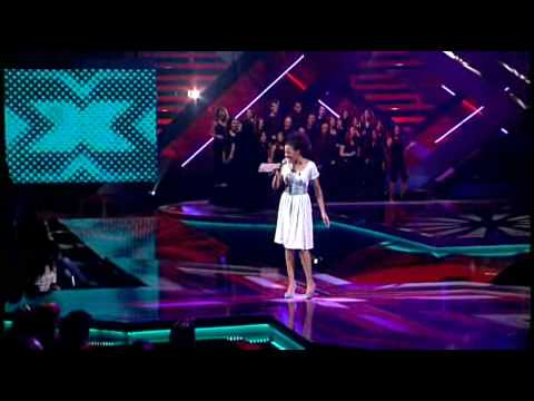 Sharon Kips - The Storm Is Over (Live @ X Factor Liveshow 8)