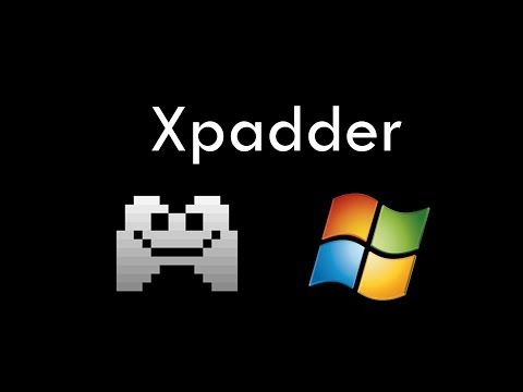 comment regler xpadder