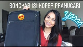 Video Isi koper pramugari (emirates) MP3, 3GP, MP4, WEBM, AVI, FLV November 2018