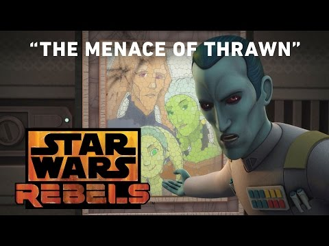 Star Wars Rebels 3.05 (Clip)