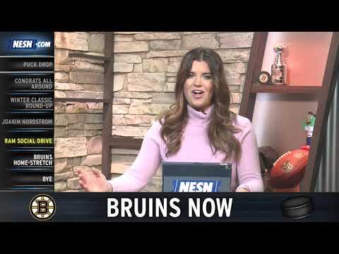 Video: Bruins Now: Winter Classic Recap, Pastrnak An All-Star, Bergeron In The Running
