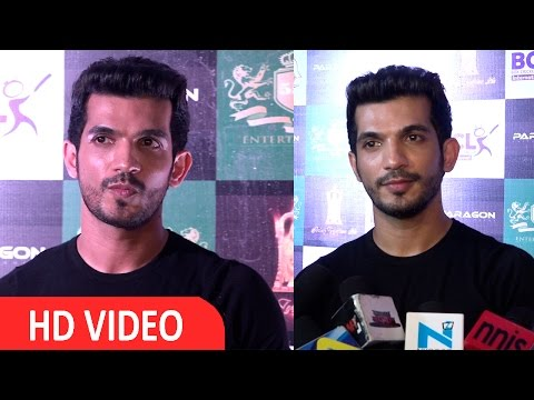 Arjun Bijlani At Announcement BCL Goes International