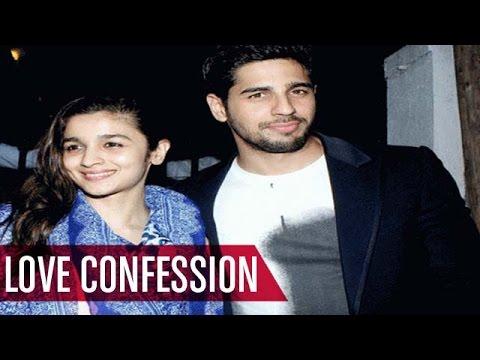 Alia Bhatt REACTS on Sidharth Malhotra's statement on marriage EXCLUSI...