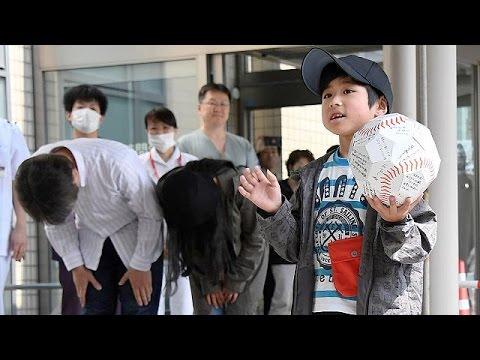 «Θέλω να παίξω μπέιζμπολ και να πάω σχολείο» τα πρώτα λόγια του 7χρονου Γιαμάτο
