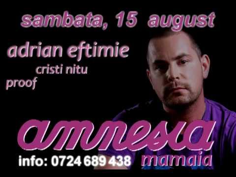 Adrian Eftimie@Amnesia Mamaia 15 aug 2009