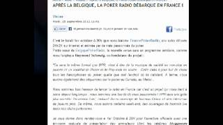 King Of Paradise Sur French Poker Radio (1er Oct 2012) - PART II