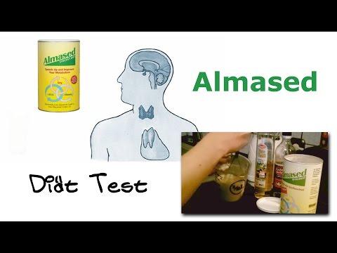 Almased Diät Test