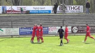 video 'Oberligateam: 1:2 Führungstreffer durch Philip Grüneberg gegen Union Fürstenwalde' anschauen
