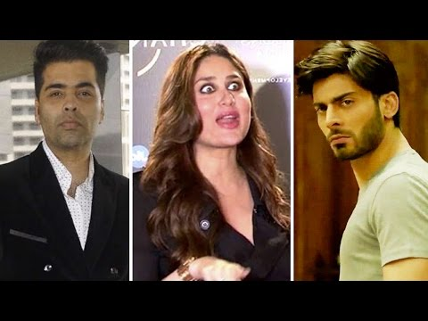 Kareena Kapoor REACTS To Ae Dil Hai Mushkil Contro
