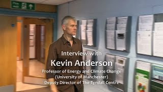 Professor Kevin Anderson - Impacts Of Climate Change