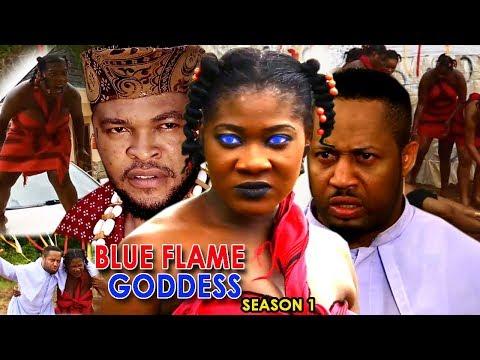 Blue Flame Goddess Season 1 - Mercy Johnson 2018 Latest Nigerian Nollywood Movie Full HD | 1080p
