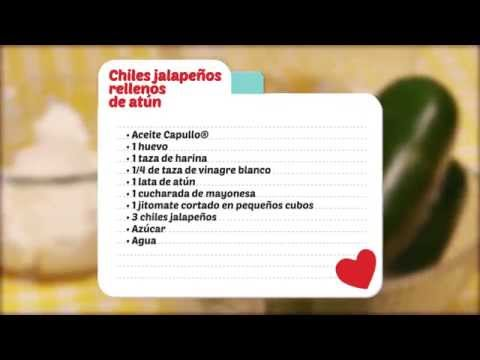 Chiles jalapen?os rellenos
