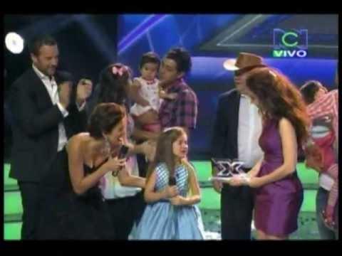 Final FactorXs 2011 - Ganadora SHAIRA !!!