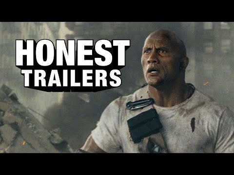 An Honest Trailer for Rampage