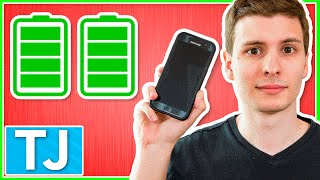 Video Double Your Phone Battery Life for Free MP3, 3GP, MP4, WEBM, AVI, FLV September 2018