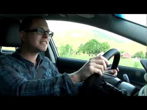 Fifth Gear Web TV – Hyundai i40 Road Test