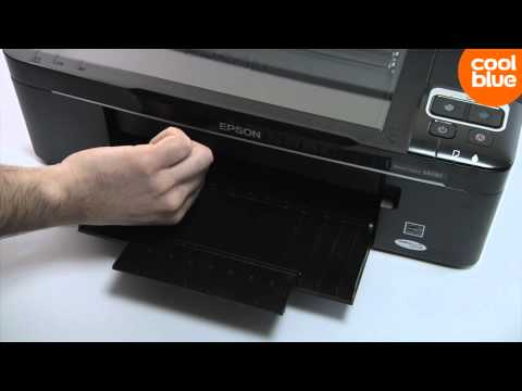Epson Stylus SX130 review en unboxing (NL/BE)