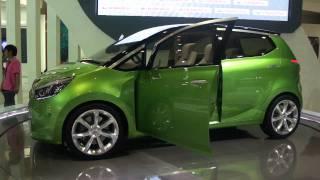 Daihatsu A-Concept - Indonesian Auto Show