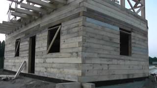 Ошибки в строительстве дома из бруса с мансардой