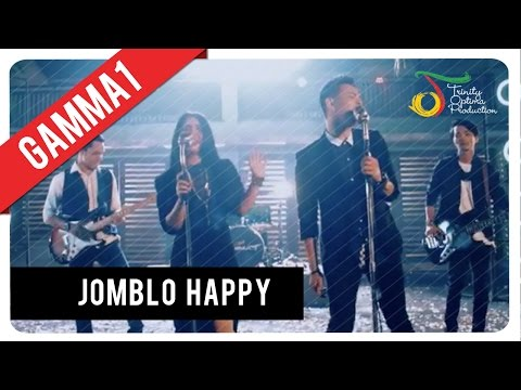 Gamma1 - Jomblo Happy | Official Video Clip