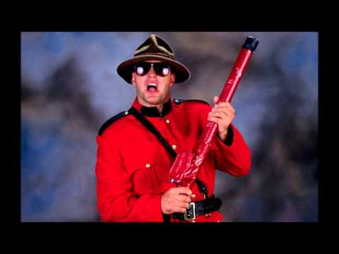The Mountie 2nd WWE theme \
