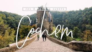 Cochem Germany  city images : EUROTRIP VLOG: Visiting Castles in Reichsburg & Cochem | Fox & Bear