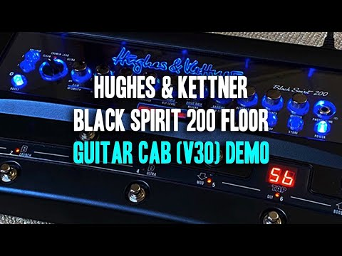 BLACK SPIRIT 200 FLOOR