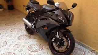 10. Yamaha YZF R6 2012