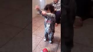 El  niño com gracia