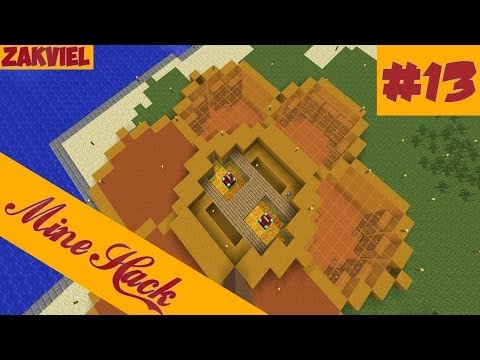 Майнхак - Эпизод 13: Пчелиные соты!