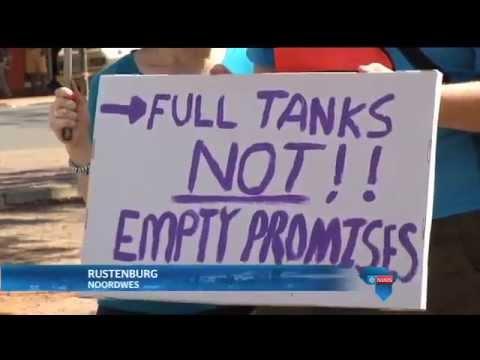 """Julle eise is geldig"" / ""These are genuine demands"""