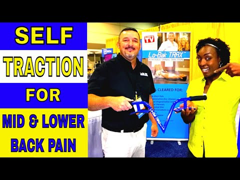 Lumbar Traction At Home/At Home Back Pain Relief (Lo-Bak Trax Reviews)