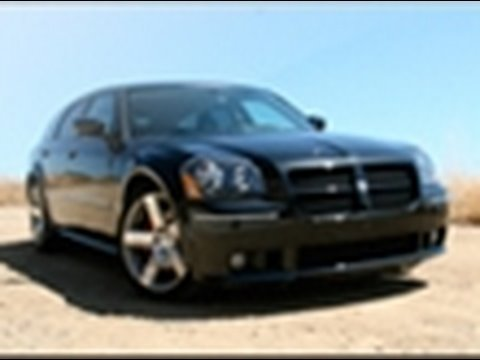 2006 Dodge Magnum SRT-8 Review