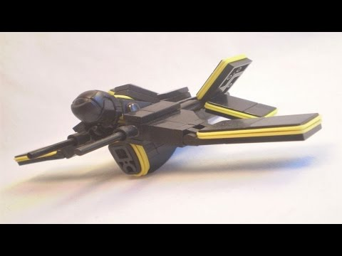 Lego TRON: Legacy - CLU, CLU's Sentry, and CLU's Light Jet