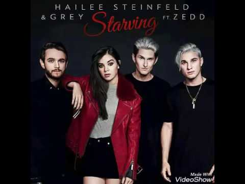 Hailee Steinfeld - Starving Ft Zedd & Grey (Instrumental Version)