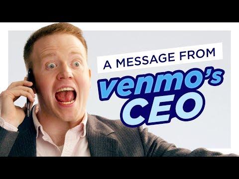Venmo CEO: We're Fun!