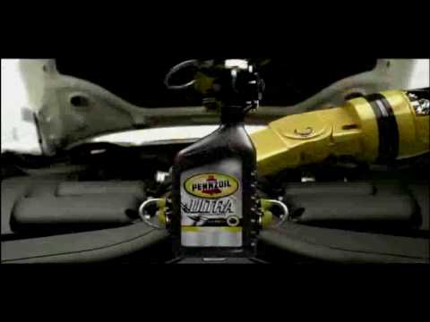 Pennzoil Commercial for Pennzoil Ultra (2010) (Television Commercial)