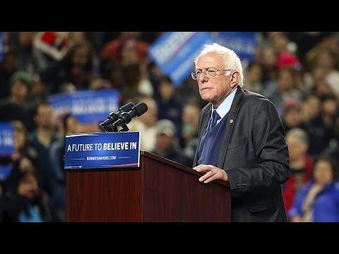 ΗΠΑ: Κέρδισε κι ελπίζει ο Μπέρνι Σάντερς