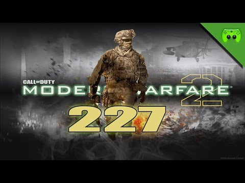 MODERN WARFARE 2 # 227 - Schneegestöber «»  Let's Play Modern Warfare 2 | HD