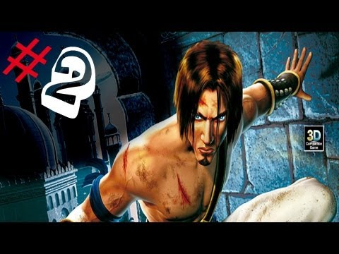 Prince Of Persia Trilogy: The Sands Of Time [Walkthrough] Part 2