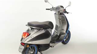 10. 2018 new Vespa Elettrica promo video